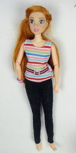 comment faire un leggins pour Barbie