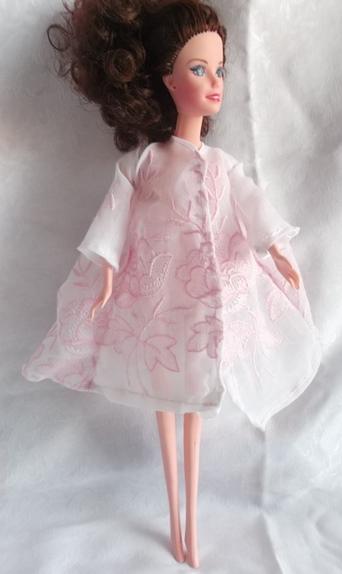 Le déshabillé de Lili Barbie